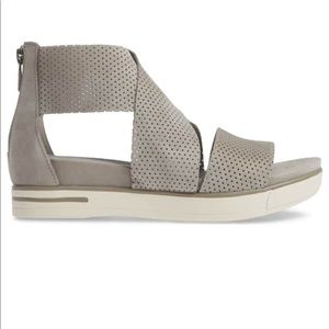 Eileen Fisher • Sport Perforated Sneaker Sandal